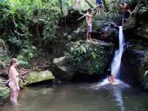 Cachoeira do Leão (Poço)