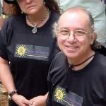 Fundadores Arsenio e Zelinda