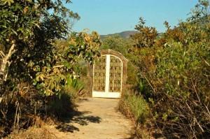 Portão Templo do Sol