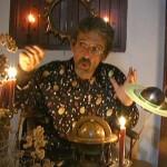 Gravação com Toninho Buda na Sala de Cura
