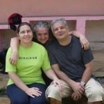 Vinicius, Renata Rossi e Zelinda
