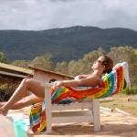 Relaxar à Beira da Piscina