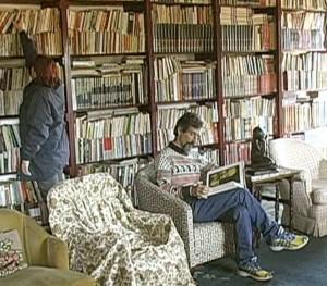 Ler na Biblioteca