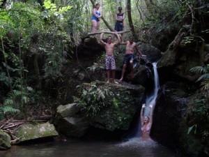 Passeio ao Poço da Cachoeira do Leão