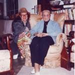 Dona Anthéa e Zelinda