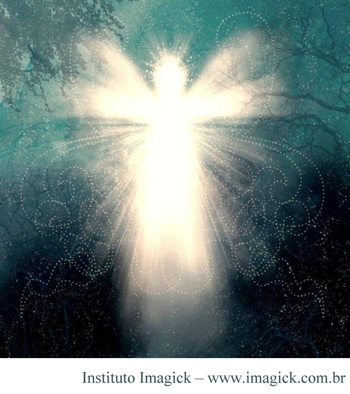 Resultado de imagem para anjo em luz