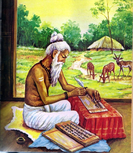 valmiki-rishi-ramayana