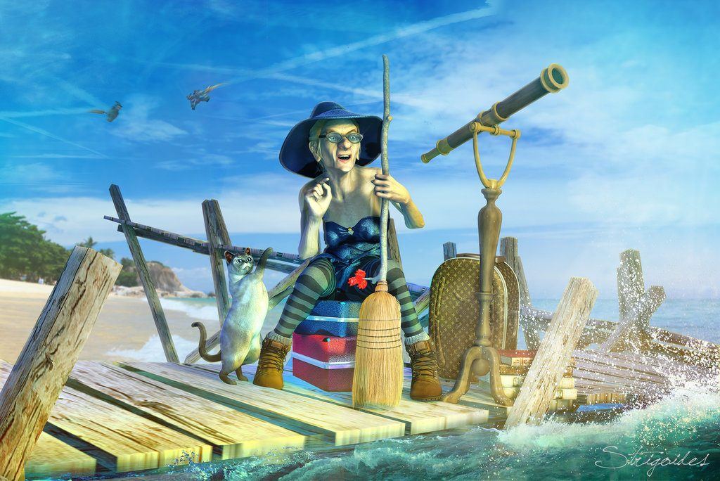 witch_on_the_beach_by_strigoides-d91gr8o