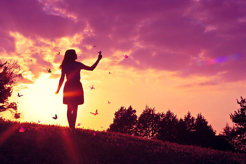 butterflies-clouds-girl-nature-outdoors-Favim.com-339895
