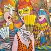 unique-contemporary-artwork-carnaval-fauve
