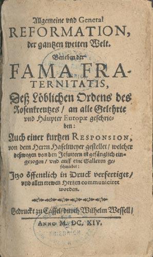 Fama-fraternitatis
