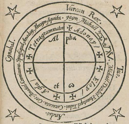 Heptameron_magic_circle_1565