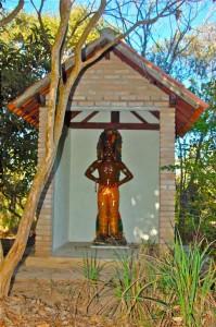 Estátua do Índio