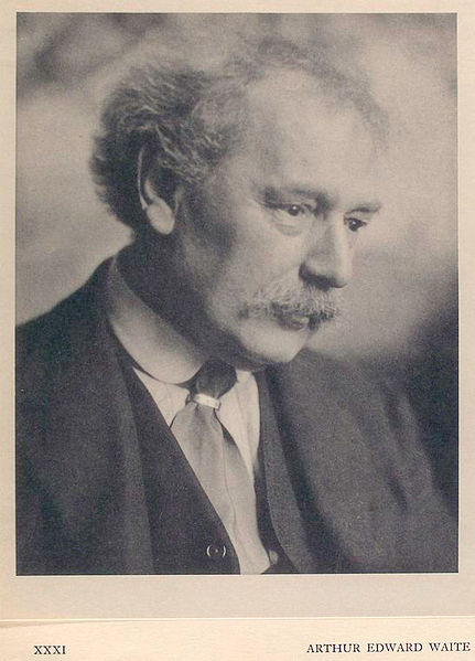 431px-Arthur_Edward_Waite_London_Jan_13_1921