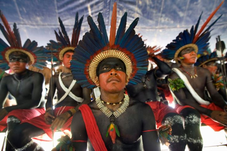 Brazilian-Indian