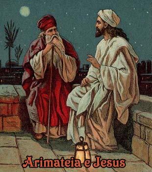 arimaateia jesus