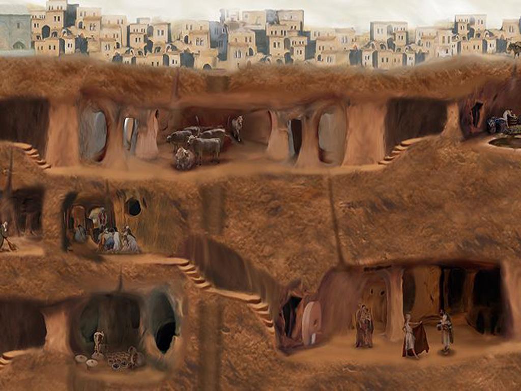 derinkuyu_underground_structure