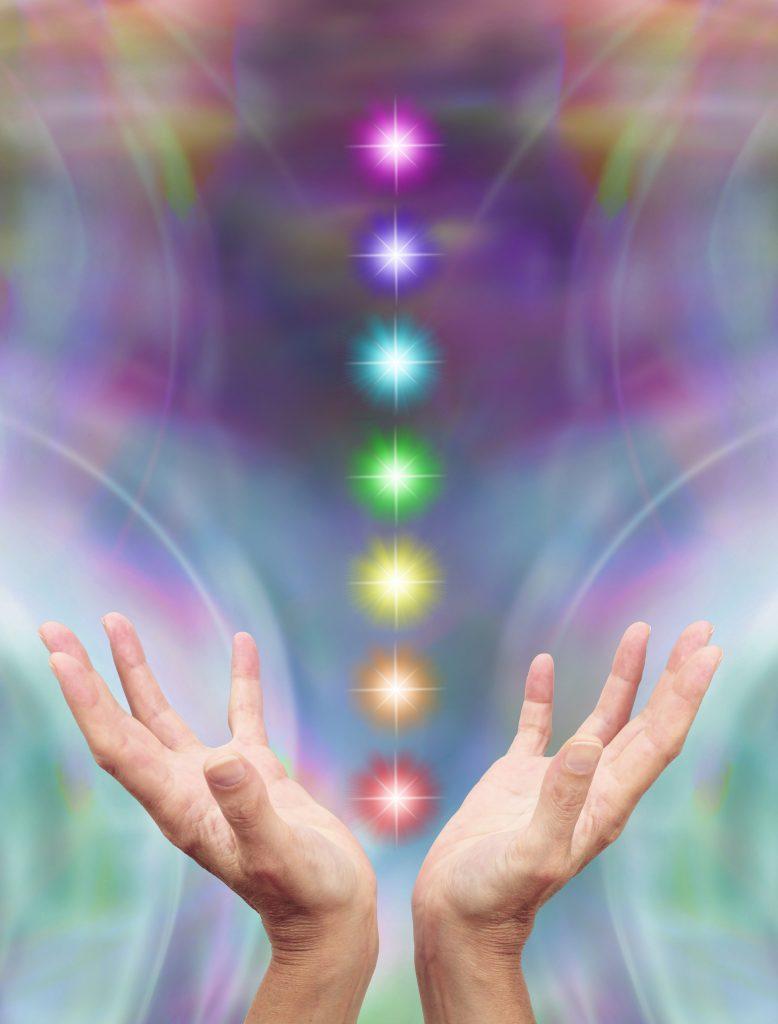 Healer and Seven Chakras