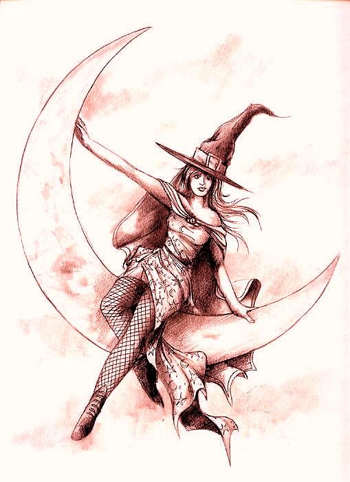 bruxa tatttoo