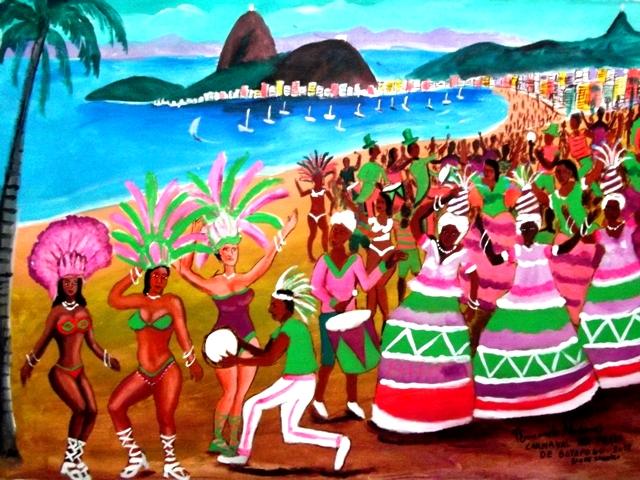 fernando-medeiros-tema-carnaval-na-praia-de-botafogo-medida-50x70