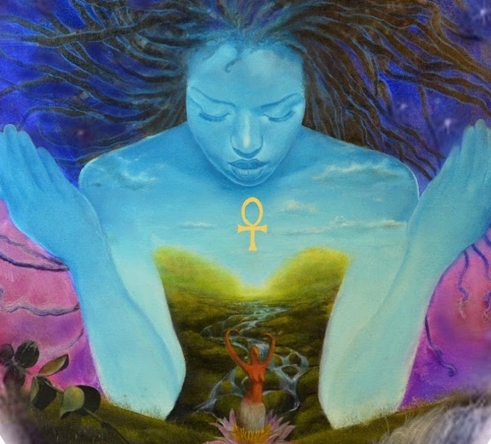 Sacred Woman image high res