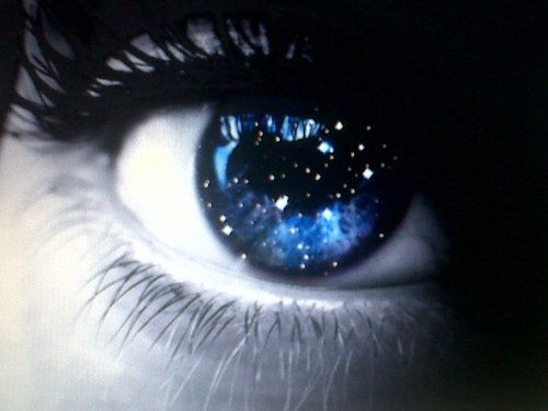olhos do espirito